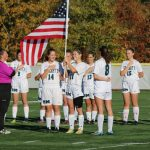 St. Mary's School Girls Varsity Soccer beat Western Mennonite / Perrydale 4-0