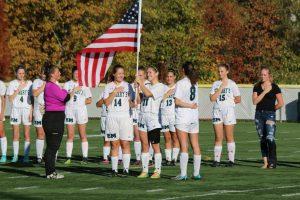St Marys Girls Varsity Soccer vs Western Mennonite: 4 to 0 WIN