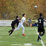 PLAYOFFS St. M Boy's Soccer Quarterfinal game