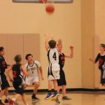 St. Mary's School Boys 6th Grade Basketball beat Ruch 24-23