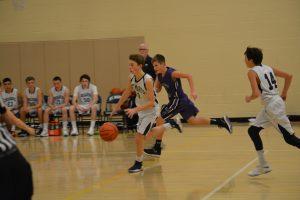 JV2 Boys Basketball vs Cascade for the Win