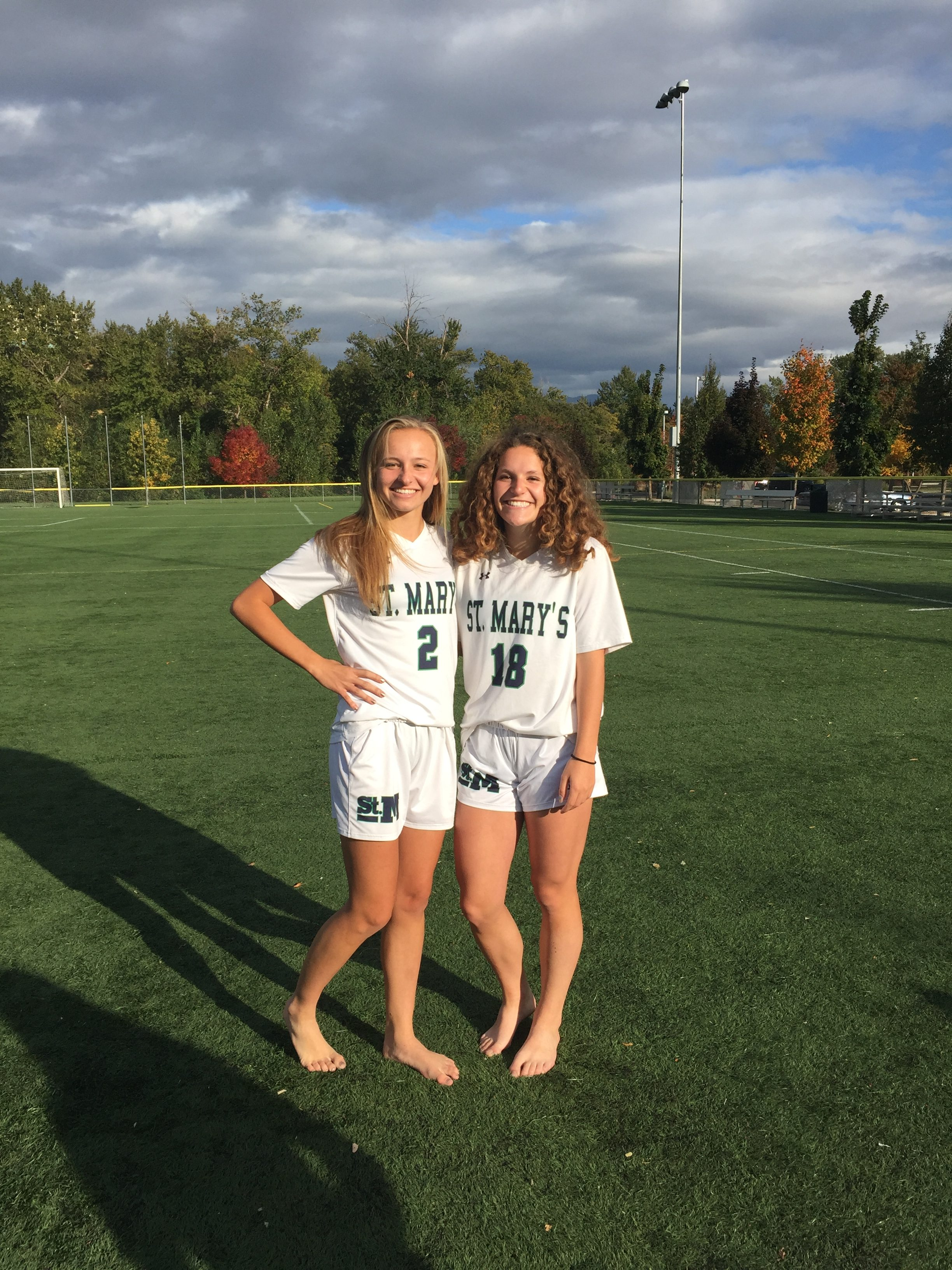 Michels and Klott earn 3A All-State Soccer honors
