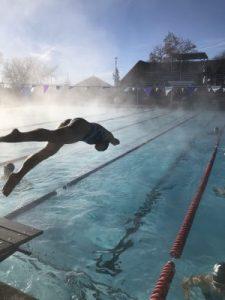 Henley Freeze Swim Meet