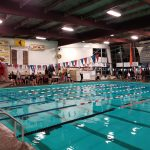 Coed Varsity Swimming falls to North Bend 184 – 81