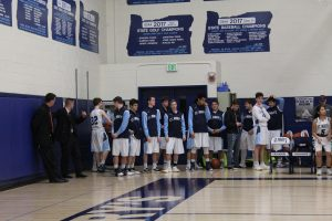 Winter Sports Senior Recognition night and Basketball game