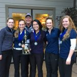 Hammericksen leads St. Mary's girls to win