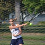 Girls Varsity Tennis beats Klamath Union 6 – 2