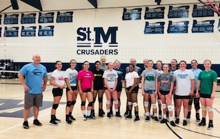 Girls Volleyball MS & HS Camps