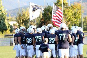 St. Mary's VS Amity Varsity Football 8-31-18