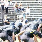 St. Mary's VS Lost River Varsity Football 9-8-18