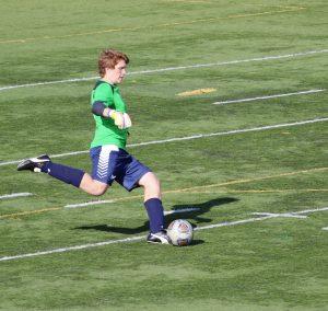 St Mary's Varsity Boys soccer vs Rogue Valley Adventist Academy