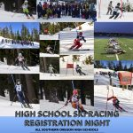 Ski Team Registration  –  September 26th