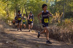 Middle School XC Valley of the Rogue 2018-10-18