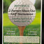 2019 RVCC Golf Tournament