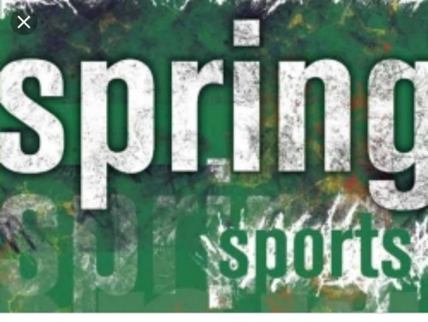 Important Dates For Spring Sports