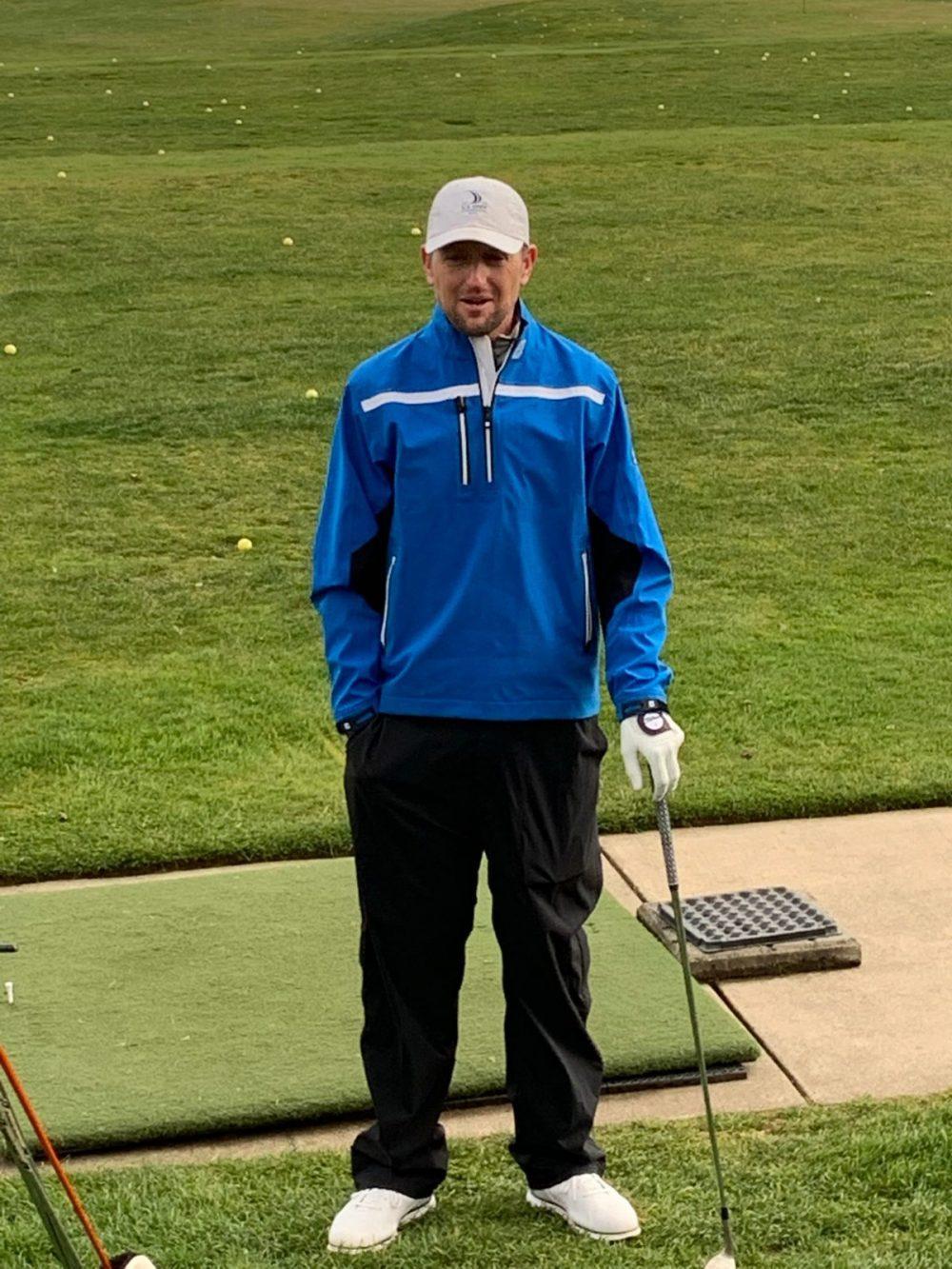 PGA Pro Jason Allred