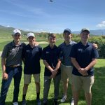 Boys Golf finishes 4th at Phoenix Golf Tournament