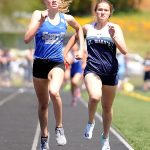 St. Mary's Track Sets Nine Personal Bests-Two School Records Broken