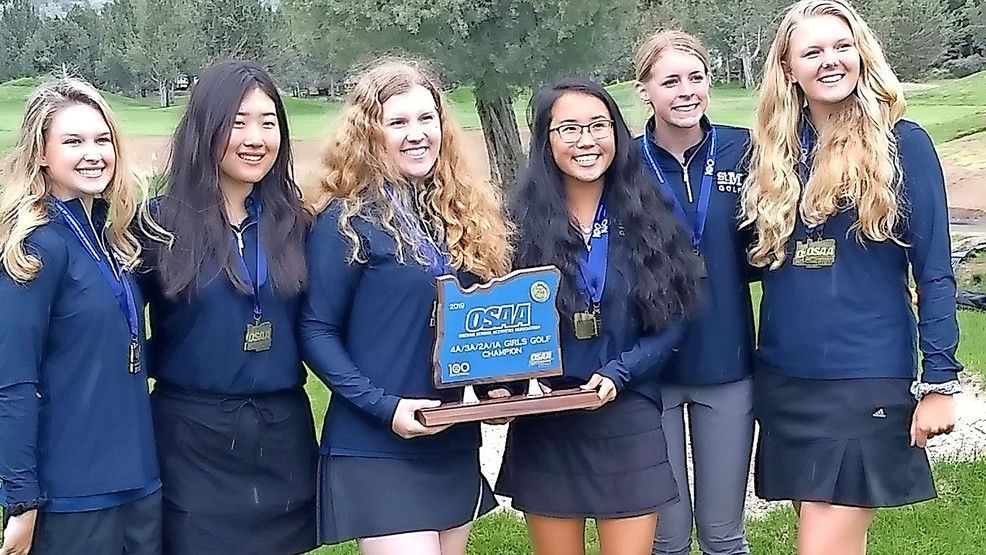 Girls Golf; Crusaders Repeat State Championships