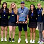 Girls Golf Championship Photos