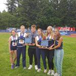 Crusaders Girls & Boys Track Teams Win at State Championships!