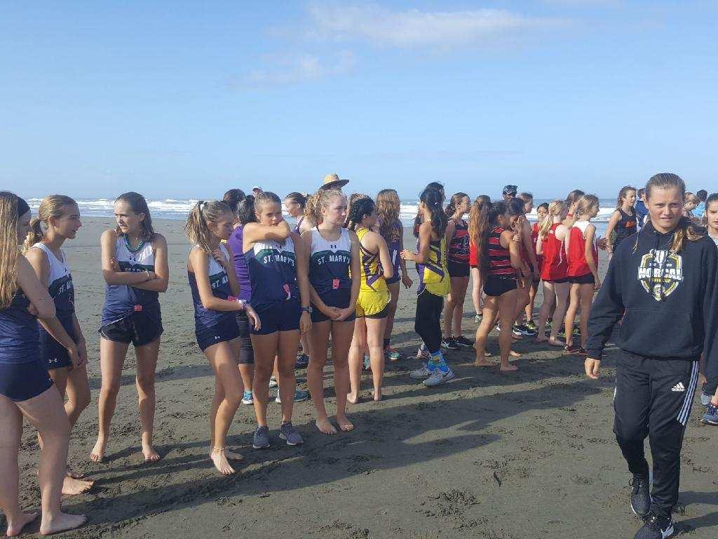 Cross Country – Clam Beach Invitational