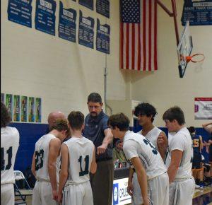 Boys JV Bball v Brookings 2020-01-24