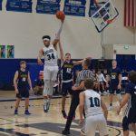 Boys Varsity Bball v Brookings 2020-01-24