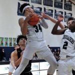 BOYS BASKETBALL: Forrester basket boosts Crusaders