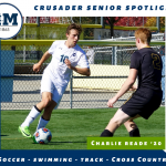 Senior Spotlight-Charles Reade