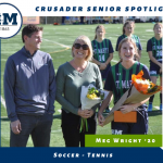 Senior Spotlight-Meg Wright