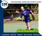 Senior Spotlight-Hunter Holdermann