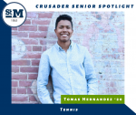 Senior Spotlight-Tomas Hernandez