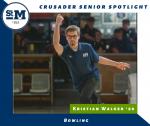 Senior Spotlight-Kristian Walker