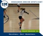 Senior Spotlight-Grace Johnson