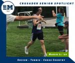 Senior Spotlight-Mario Li