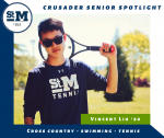 Senior Spotlight-Vincent Liu