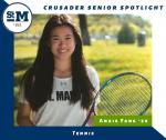 Senior Spotlight-Anais Fang