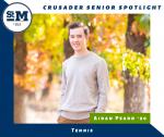 Senior Spotlight-Aidan Peard