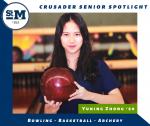 Senior Spotlight-Yuning Zhong