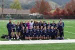 St. Mary's Girls Soccer Wins 3A Culminating Week Championship