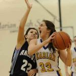 Marian rolls over Andover in MHSAA district semifinal!