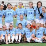 Marian Soccer, District Champions again!