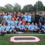 Marian Soccer wins Regional!!