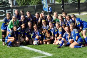 Soccer State Champ Photos!!