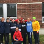 Girls Varsity Cross Country finishes 3rd place at MHSAA Regionals – Headed to State