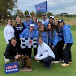 Marian Golf wins State Championship!