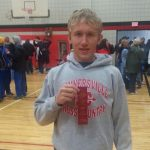 Connersville High School Cross Country Varsity finishes 8th place at 2013 IHSAA Regional Cross Country Meet