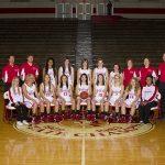 Connersville High School Basketball Varsity Girls falls to Mount Vernon High School 33-48