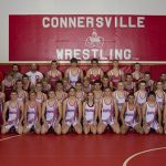 Connersville High School Wrestling Varsity falls to South Dearborn High School 29-38